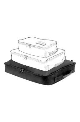 Lipault Plume Accessoires Shirt Packing Case