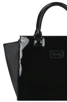 Lipault Plume Vinyle Satchel Bag M
