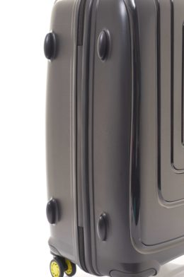 American Tourister Lightrax Black hinges
