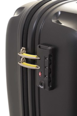 American Tourister Lightrax Black sliders