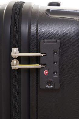 American Tourister Lightrax Black lock
