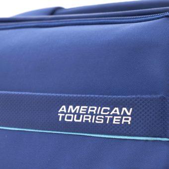 American Tourister Hi-lite Blue logo