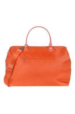 Lipault Lady Plume Weekend Bag M Orange
