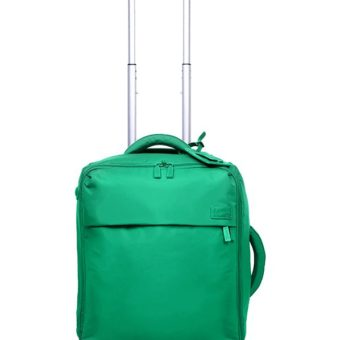 Originale Plume Cabin Luggage 4 Wheels 55cm Amazon Green