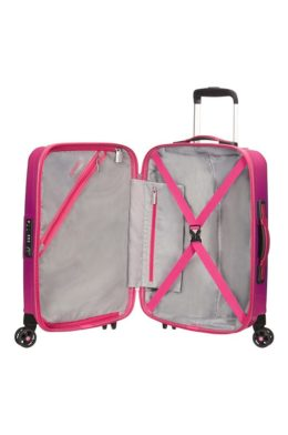 American Tourister Air Force 1 4-wheel cabin baggage 55cm Spinner suitcase
