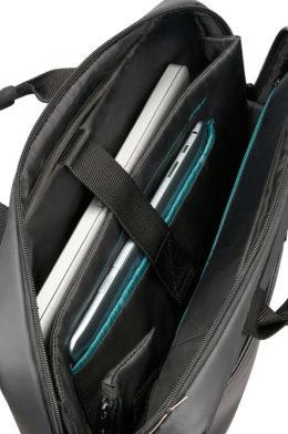 Samsonite Qibyte Laptop Bag 35.8cm/14.1″