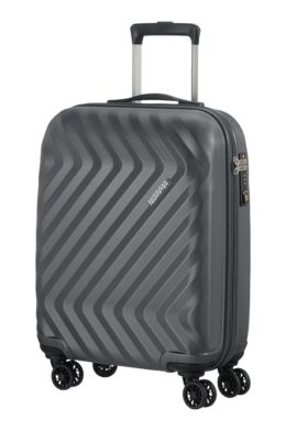 Ziggzagg 4-wheel cabin baggage Spinner suitcase 40x55x20cm