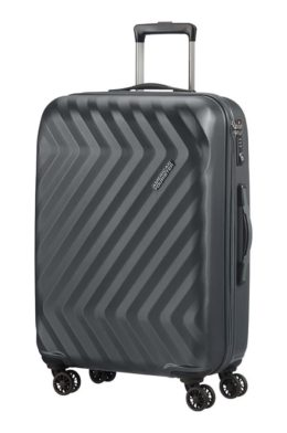 Ziggzagg 4-wheel 67cm medium Spinner suitcase