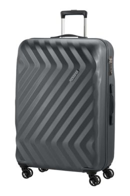 Ziggzagg 4-wheel 77cm large Spinner suitcase