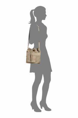 Weave Bucket Bag