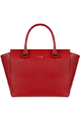 Plume Elegance Satchel Bag M