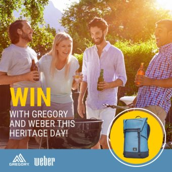 Win with House of Samsonite - Heritage Day Competiton