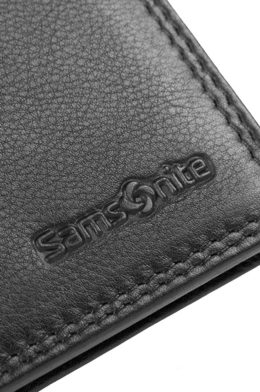 Samsonite Attack SLG Billf 4cc + V Fl + Coin + 2c S