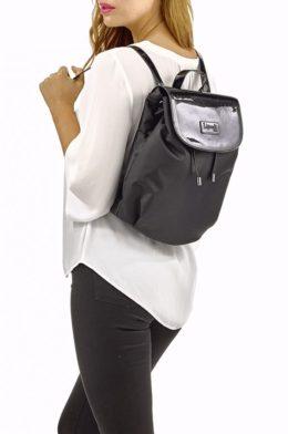 Lipault Plume Vinyle Backpack S Bi-material