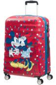Wavebreaker Disney 4-wheel 67cm medium Spinner suitcase
