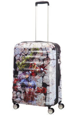 American Tourister Wavebreaker Disney 4-wheel 67cm medium Spinner