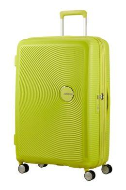 Soundbox 4-wheel 77cm large Spinner Expandable suitcase