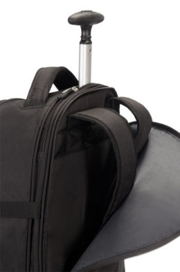 Wanderpacks Laptop Backpack with Wheels