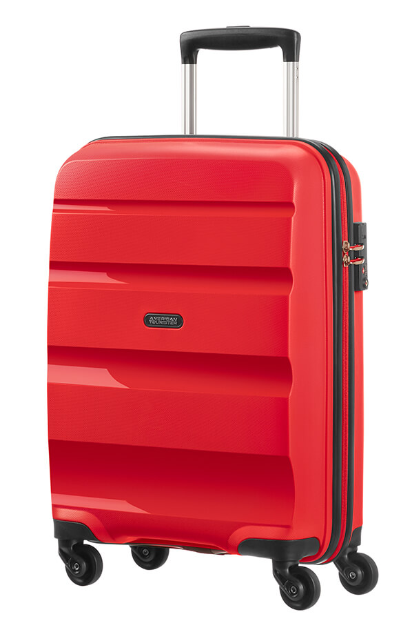 American Tourister Bon Air 4-wheel cabin baggage Spinner suitcase 55x40x20cm