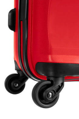 American Tourister Bon Air 4-wheel cabin baggage Spinner suitcase 55cm - Magma Red