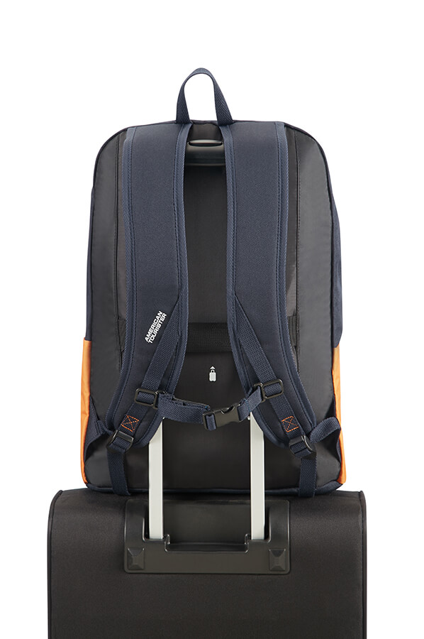 American Tourister Urban Groove Lifestyle Backpack 15.6 Blue