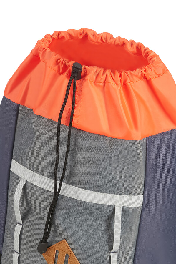 American Tourister Urban Groove UG Lifestyle Backpack 4 17.3' Grey/Blue