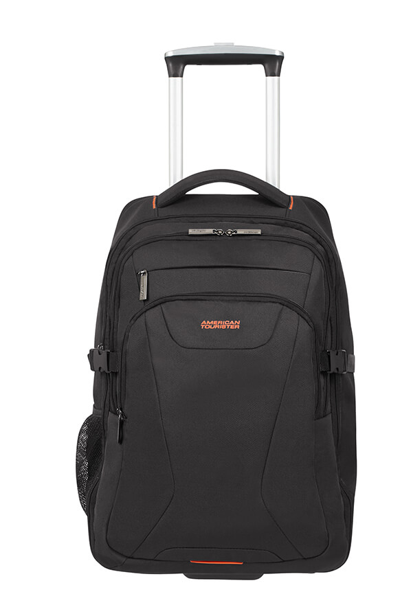 American Tourister At Work Laptop Backpack/Wh  15.6 Black/Orange