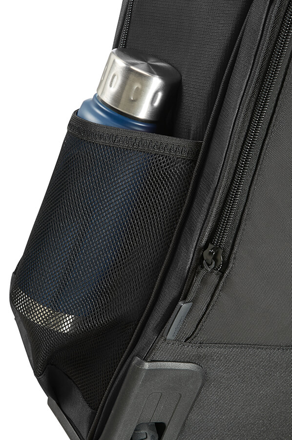 Samsonite Wanderpacks Laptop backpack/wh. Fl Black/Black