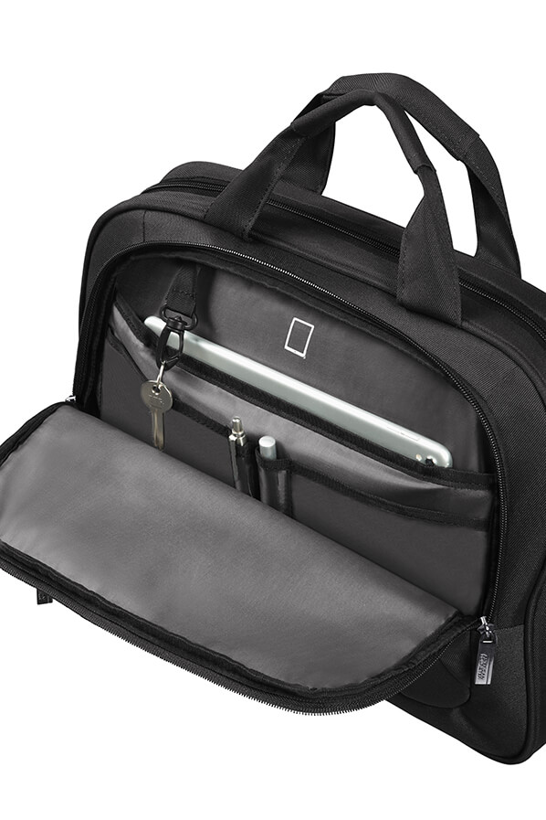 American Tourister At Work Laptop Bag  33.8-35.8cm/13.3-14.1″