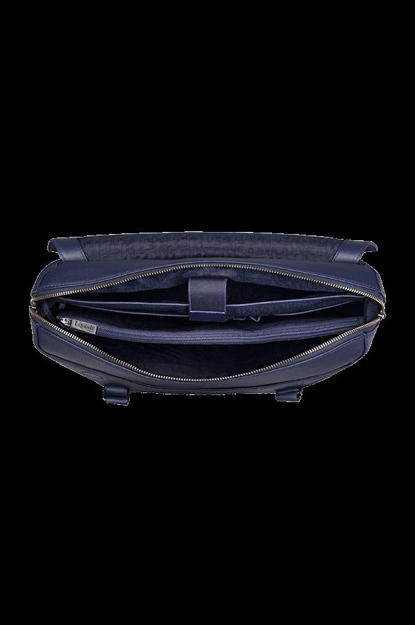 Lipault Plume Elegance Laptop Tote Bag 13' Navy