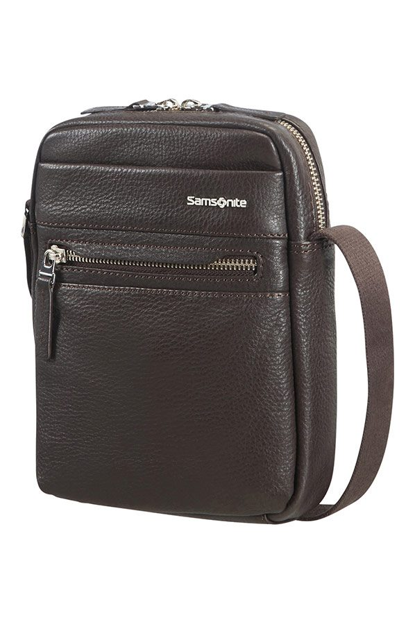 Hip-Class Lth Crossover Bag S