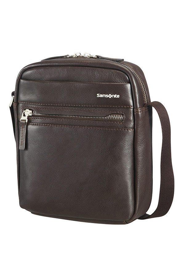 Hip-Class Lth Crossover Bag