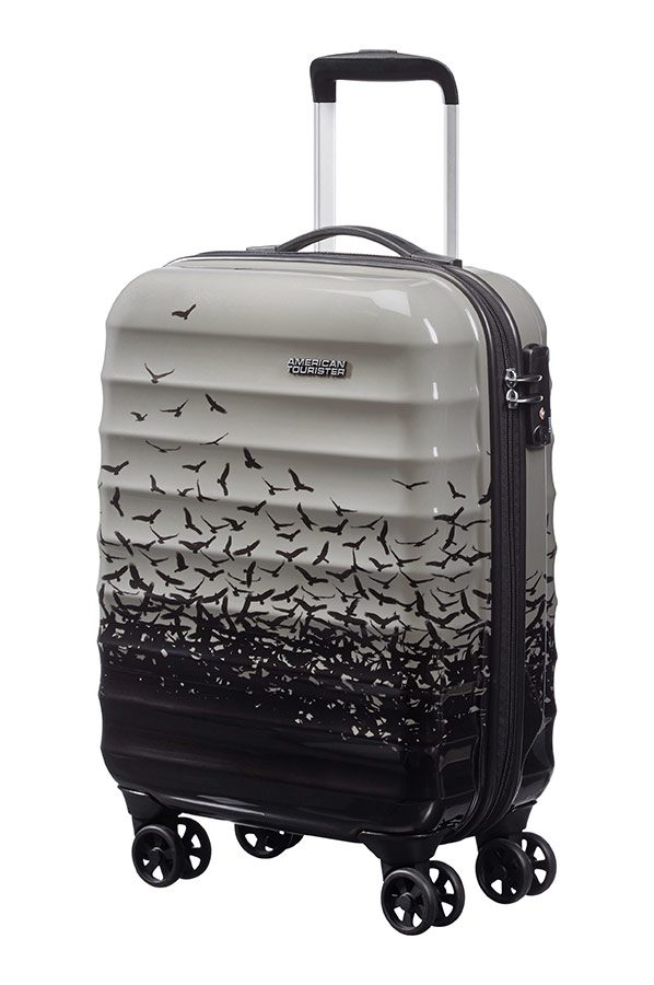 Palm Valley ltd ed 4-wheel cabin baggage Spinner suitcase 55x40x20cm
