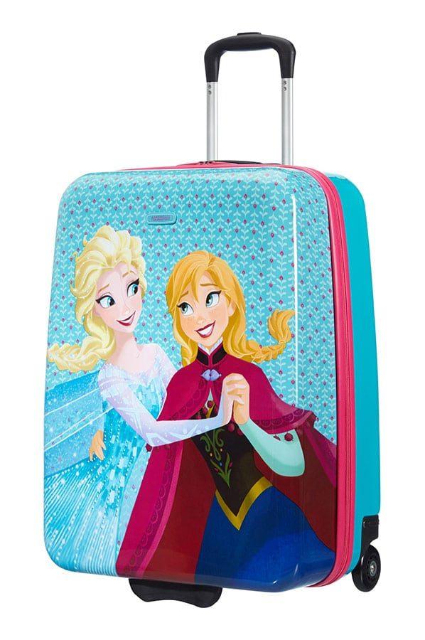 New Wonder 2-wheel 60cm22inch medium upright suitcase