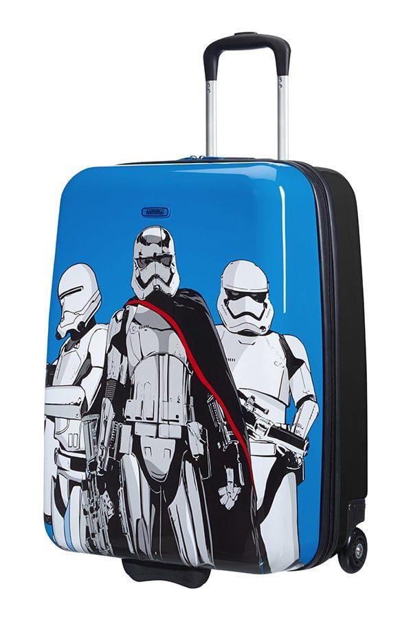 New Wonder 2-wheel 60cm/22inch medium upright suitcase