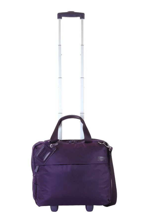 Plume Business Rolling Tote 2 Wheels 15""