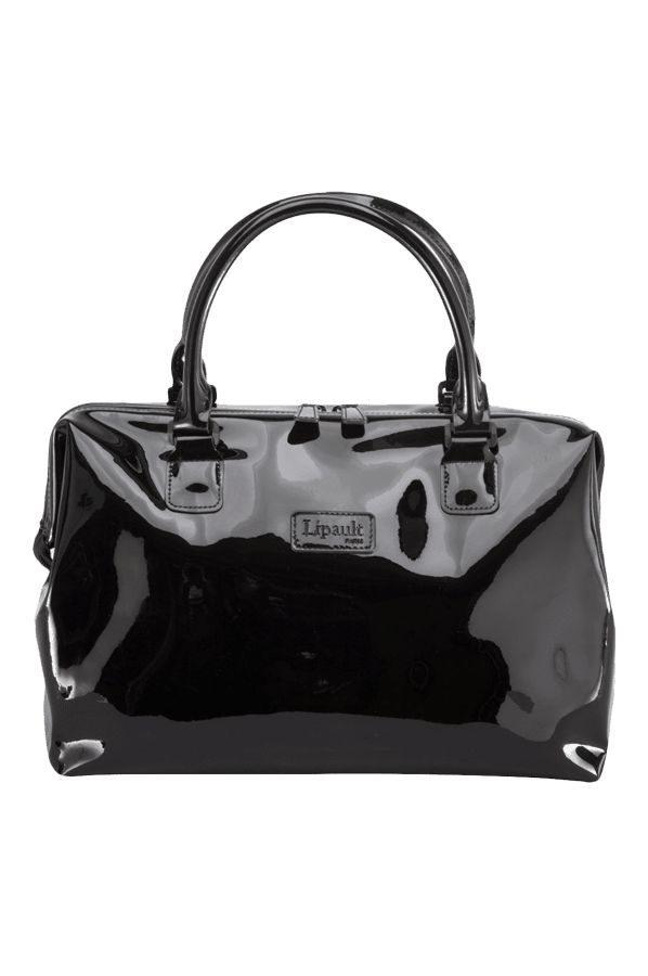 Plume Vinyle Handbag 20cm 15″