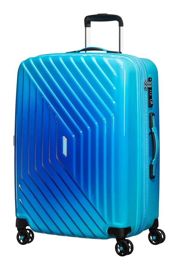 Air Force 1 4-wheel 66cm medium Spinner Expandable suitcase