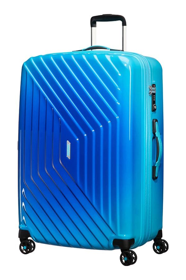 Air Force 1 4-wheel 76cm Large Spinner Expandable suitcase