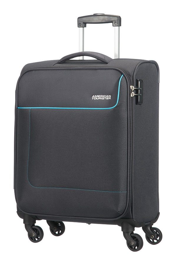 Funshine 4-wheel cabin baggage Spinner suitcase 55x40x20cm
