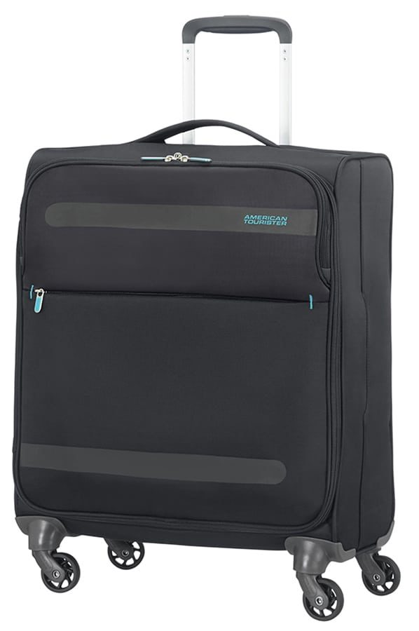 Herolite 4-wheel cabin baggage Super Light Spinner suitcase 56x45x25cm