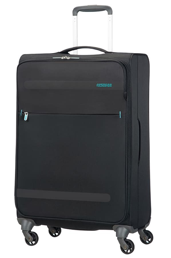 Herolite 4-wheel 67cm medium Super Light Spinner suitcase