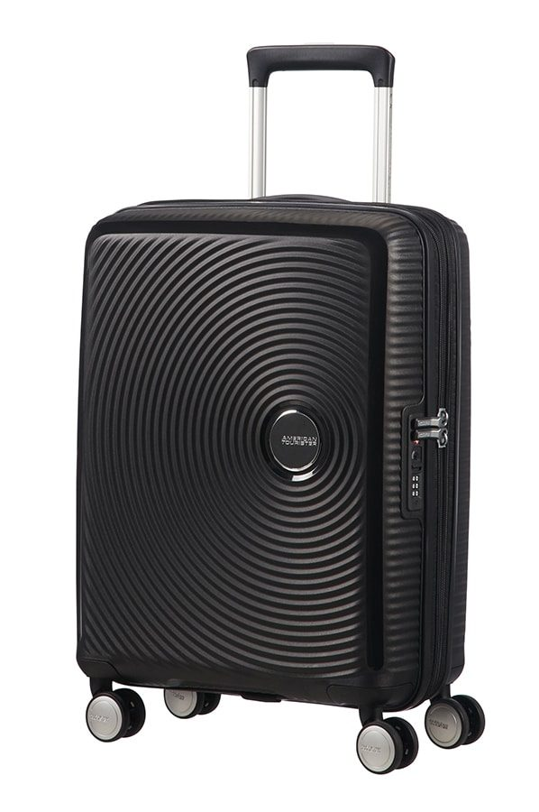 Soundbox 4-wheel cabin baggage Spinner suitcase Expandable 55x40x20/23cm