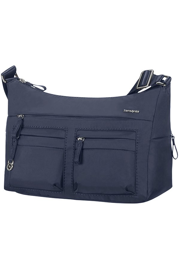 Move 2.0 Horizontal Shoulder Bag + 2 Pock.