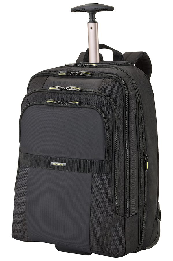 Infinipak Laptop Backpack with Wheels Expandable 43.9cm/17.3″