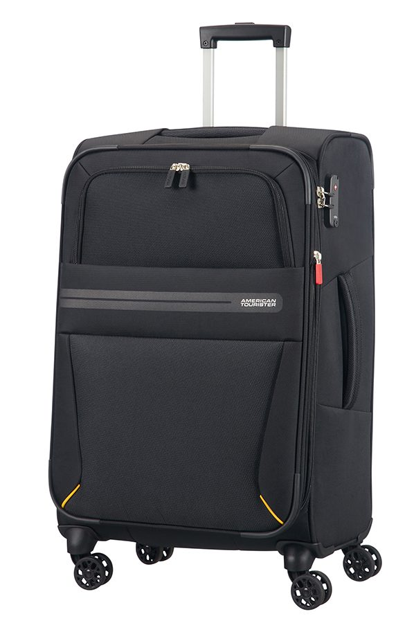 Summer Voyager 4-wheel 68cm medium Spinner Expandable suitcase