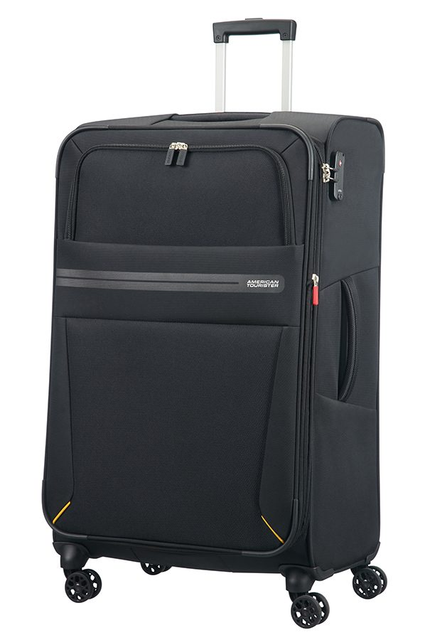 Summer Voyager 4-wheel 79cm large Spinner Expandable suitcase