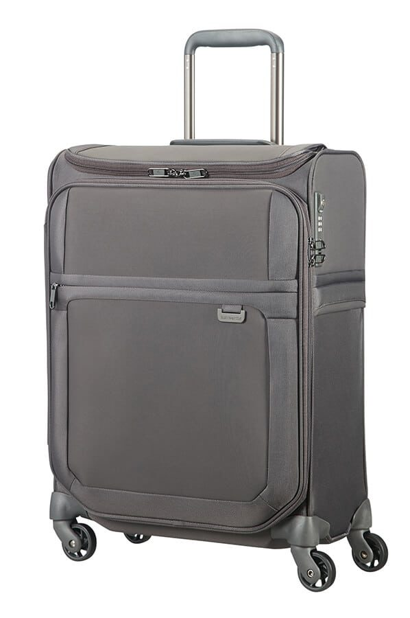 Uplite 4-wheel cabin baggage Spinner Toppocket suitcase 55x40x20cm