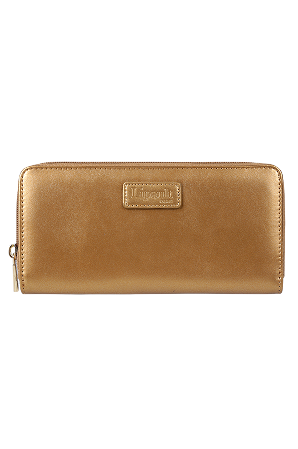 Lipault Miss Plume Zip Around Wallet