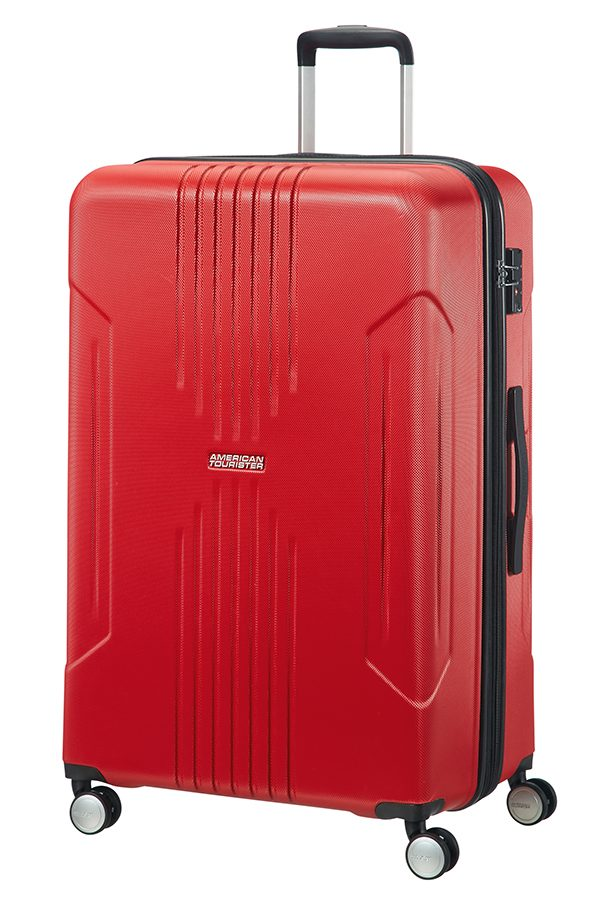 American Tourister Tracklite 4-wheel 78cm large Spinner suitcase